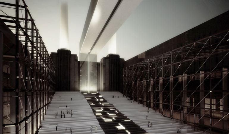 Museum of architecture moa masiam architects and engineers - Moa architectuur ...